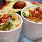 Paleo Cauliflower Chowder