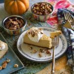 Paleo Vegan Pumpkin No-Cheesecake