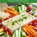 Vegan Cauliflower Hummus